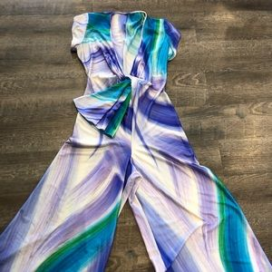 Psychedelic Handmade Jumpsuit